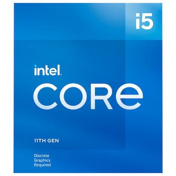 Product image of Intel Core i5 11400F Rocket Lake 6 Core 12 Thread Up To 4.4Ghz LGA1200 - No iGPU Retail Box - Click for product page of Intel Core i5 11400F Rocket Lake 6 Core 12 Thread Up To 4.4Ghz LGA1200 - No iGPU Retail Box