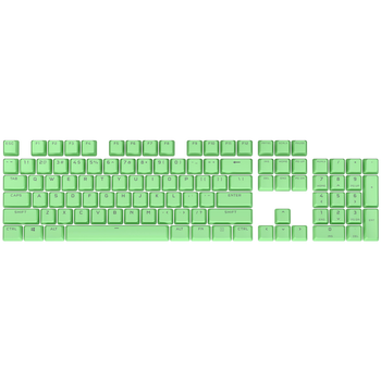 Product image of Corsair PBT Double-Shot Pro Keycaps - Mint Green - Click for product page of Corsair PBT Double-Shot Pro Keycaps - Mint Green