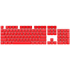 A product image of Corsair PBT Double-Shot Pro Keycaps - Origin Red