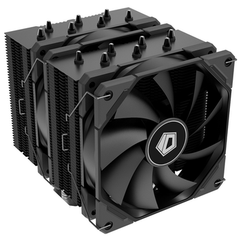Product image of ID-COOLING SE-207-XT Black CPU Cooler - Click for product page of ID-COOLING SE-207-XT Black CPU Cooler