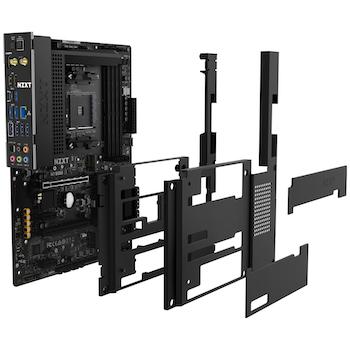 Product image of NZXT B550 N7 AM4 ATX Desktop Motherboard - Black - Click for product page of NZXT B550 N7 AM4 ATX Desktop Motherboard - Black