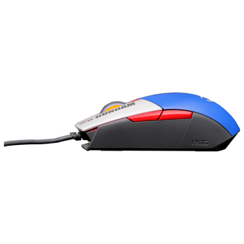 Product image of ASUS ROG Strix Impact II Ambidextrous Lightweight Gaming Mouse - Gundam - Click for product page of ASUS ROG Strix Impact II Ambidextrous Lightweight Gaming Mouse - Gundam