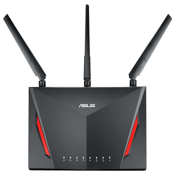 Product image of EX-DEMO ASUS RT-AC86U AC2900 Wireless Dual Band Router - Click for product page of EX-DEMO ASUS RT-AC86U AC2900 Wireless Dual Band Router
