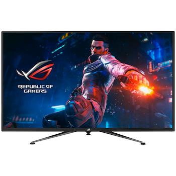 "Product image of EX-DEMO ASUS ROG Swift PG43UQ 43"" 4K UHD G-SYNC-C 144Hz 1MS HDR1000 VA LED Gaming Monitor - Click for product page of EX-DEMO ASUS ROG Swift PG43UQ 43"" 4K UHD G-SYNC-C 144Hz 1MS HDR1000 VA LED Gaming Monitor"