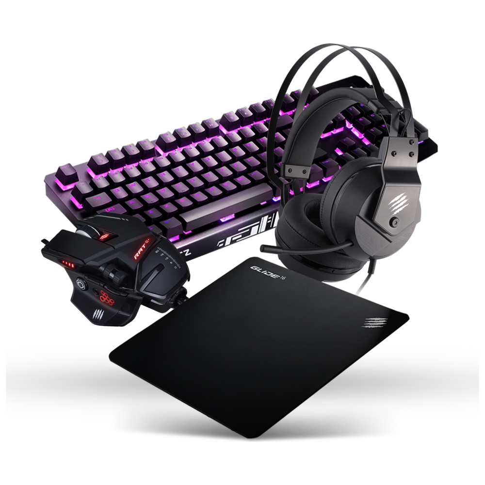 A large main feature product image of Mad Catz Bundle