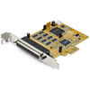 A product image of Startech 8-Port PCI Express RS232 Serial Adapter Card - PCIe