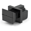 A product image of Startech 100 RJ45 Dust Covers - RJ45 Blanking Plug - Ethernet Plug