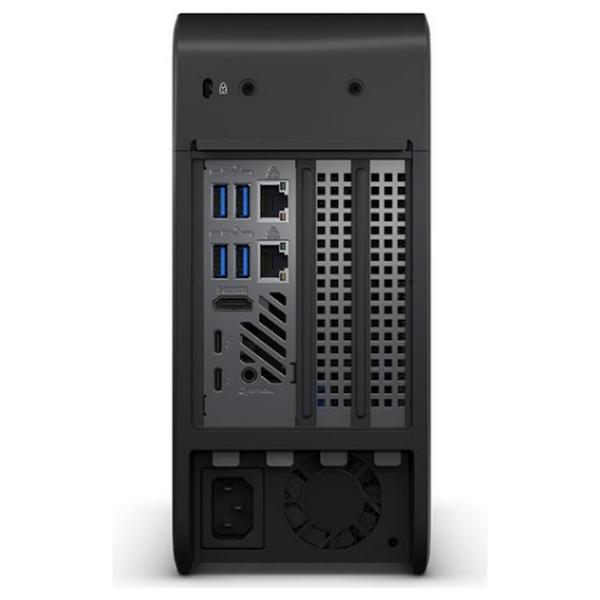 A large main feature product image of PLE Custom Mini Enthusiast PC