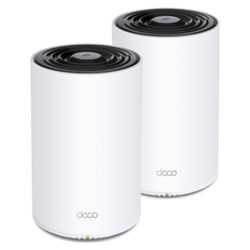 Product image of TP-LINK Deco X68 Wireless-AX3600 WiFi 6 Mesh Router - 2 Pack - Click for product page of TP-LINK Deco X68 Wireless-AX3600 WiFi 6 Mesh Router - 2 Pack