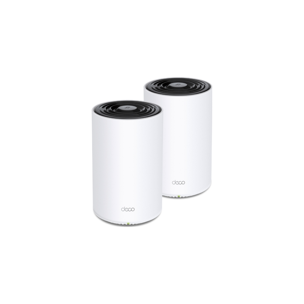 A large main feature product image of TP-LINK Deco X68 Wireless-AX3600 WiFi 6 Mesh Router - 2 Pack