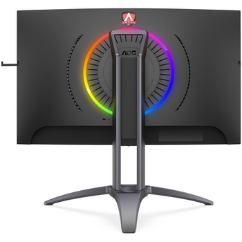 """Product image of AOC AGON AG273QCX 27"""" QHD FreeSync 2 Curved 144Hz 1MS HDR400 VA LED Gaming Monitor - Click for product page of AOC AGON AG273QCX 27"""" QHD FreeSync 2 Curved 144Hz 1MS HDR400 VA LED Gaming Monitor"""