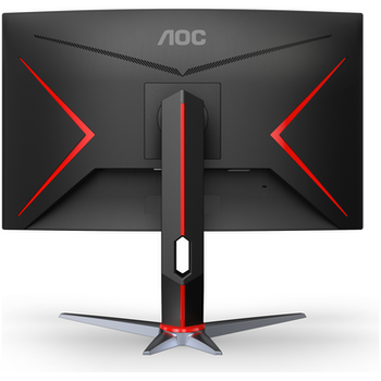 """Product image of AOC C27G2X 27"""" Curved FHD FreeSync Premium 165Hz 1MS VA LED Gaming Monitor - Click for product page of AOC C27G2X 27"""" Curved FHD FreeSync Premium 165Hz 1MS VA LED Gaming Monitor"""