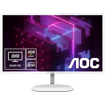 "Product image of AOC Q32V3S/WS 31.5"" QHD 75Hz 4MS IPS LED Monitor - Click for product page of AOC Q32V3S/WS 31.5"" QHD 75Hz 4MS IPS LED Monitor"