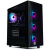 A product image of PLE Orbit Prebuilt Gaming PC