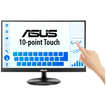 "Product image of ASUS VT229H 21.5"" FHD 60Hz 5MS IPS LED Touchscreen Monitor - Click for product page of ASUS VT229H 21.5"" FHD 60Hz 5MS IPS LED Touchscreen Monitor"