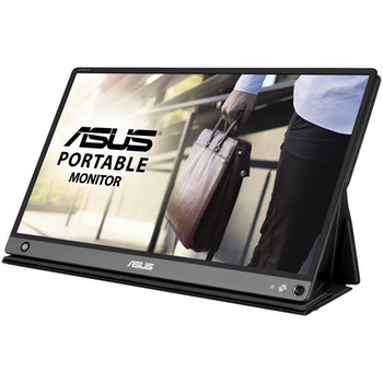 "Product image of ASUS ZenScreen Go MB16AHP 15.6"" FHD 60Hz 5MS IPS LED Portable USB-C Monitor - Click for product page of ASUS ZenScreen Go MB16AHP 15.6"" FHD 60Hz 5MS IPS LED Portable USB-C Monitor"
