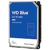 "A product image of WD Blue WD40EZAZ 3.5"" 4TB 64MB 5400RPM Desktop HDD"