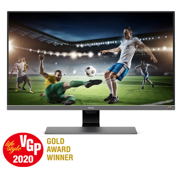 """Product image of BenQ EW3270U 31.5"""" UHD 4K FreeSync 60Hz 4MS VA LED Gaming Monitor - Click for product page of BenQ EW3270U 31.5"""" UHD 4K FreeSync 60Hz 4MS VA LED Gaming Monitor"""