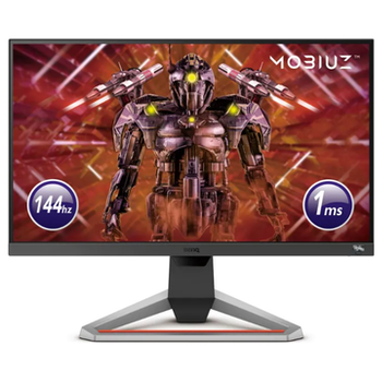 """Product image of BenQ MOBIUZ EX2510 24.5"""" FHD FreeSync Premium 144Hz 1MS IPS LED Gaming Monitor - Click for product page of BenQ MOBIUZ EX2510 24.5"""" FHD FreeSync Premium 144Hz 1MS IPS LED Gaming Monitor"""