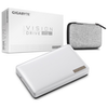 A product image of Gigabyte Vision Drive 1TB USB3.2 Gen2x2 Portable SSD
