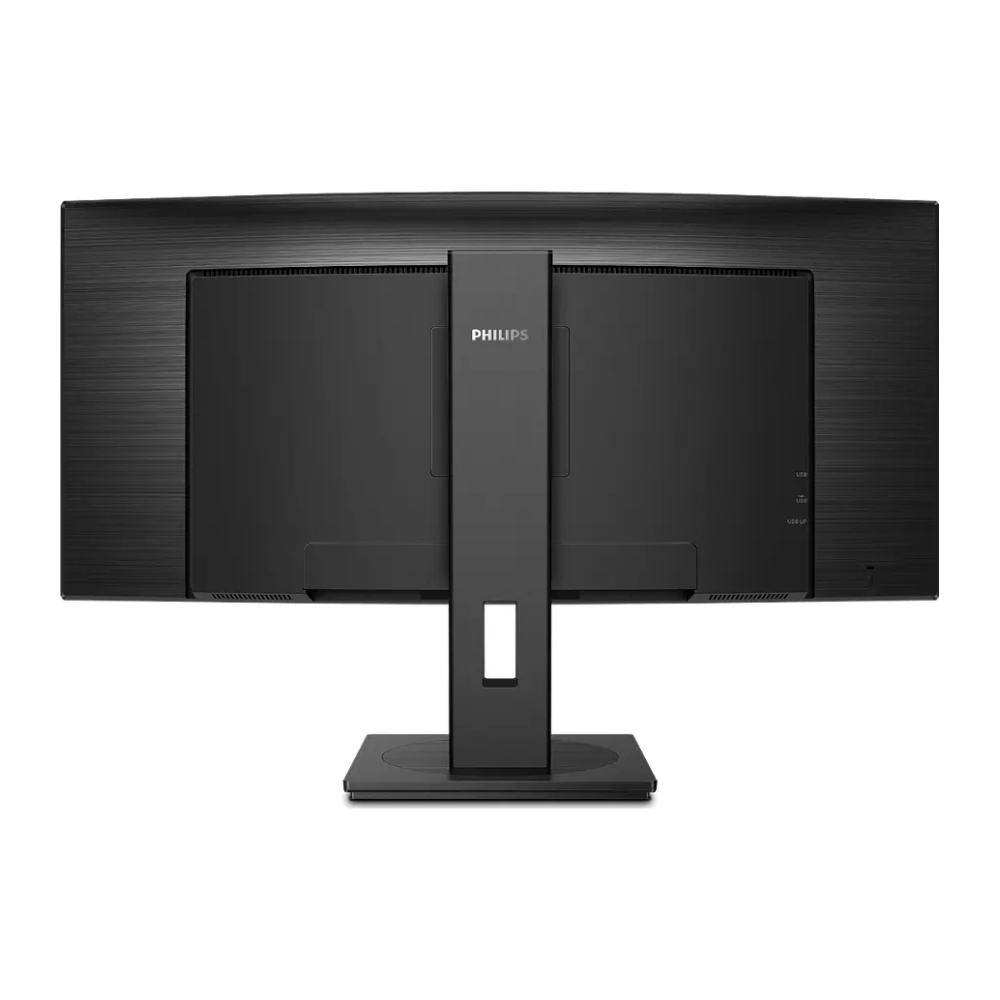"""A large main feature product image of Philips 346B1C/75 34"""" Curved UWQHD Ultrawide Adaptive-Sync 100Hz 4MS VA LED Monitor"""