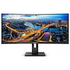 "A product image of Philips 346B1C/75 34"" Curved UWQHD Ultrawide Adaptive-Sync 100Hz 4MS VA LED Monitor"