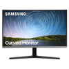 "A product image of Samsung CR500 32"" Curved FHD FreeSync 75Hz 4MS VA LED Monitor"