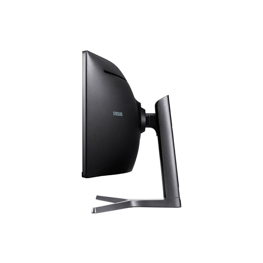 """A large main feature product image of Samsung CRG9 49"""" Curved DQHD Super Ultrawide FreeSync 2 120Hz 4MS HDR1000 VA QLED Gaming Monitor"""