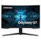 """A small tile product image of Samsung Odyssey G7 27"""" Curved QHD G-SYNC-C 240Hz 1MS HDR600 VA QLED Gaming Monitor"""
