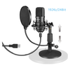 A product image of Philex USB Condenser Microphone