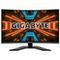 """A small tile product image of Gigabyte G32QC A 31.5"""" Curved QHD FreeSync Premium Pro 165Hz 1MS HDR400 VA LED Gaming Monitor"""