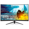 "A product image of Philips 325M8C/75 31.5"" Curved QHD FreeSync Premium 144Hz 1MS VA LED Gaming Monitor"