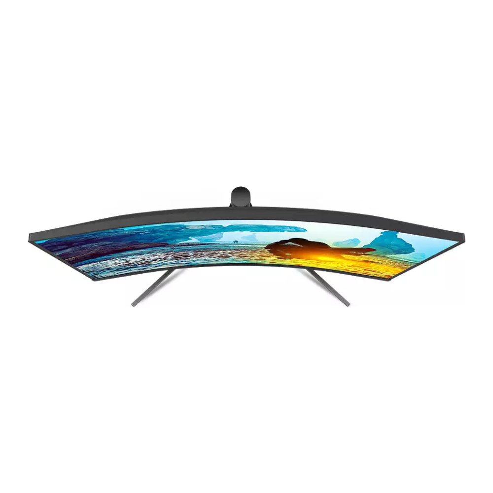 """A large main feature product image of Philips 325M8C/75 31.5"""" Curved QHD FreeSync Premium 144Hz 1MS VA LED Gaming Monitor"""