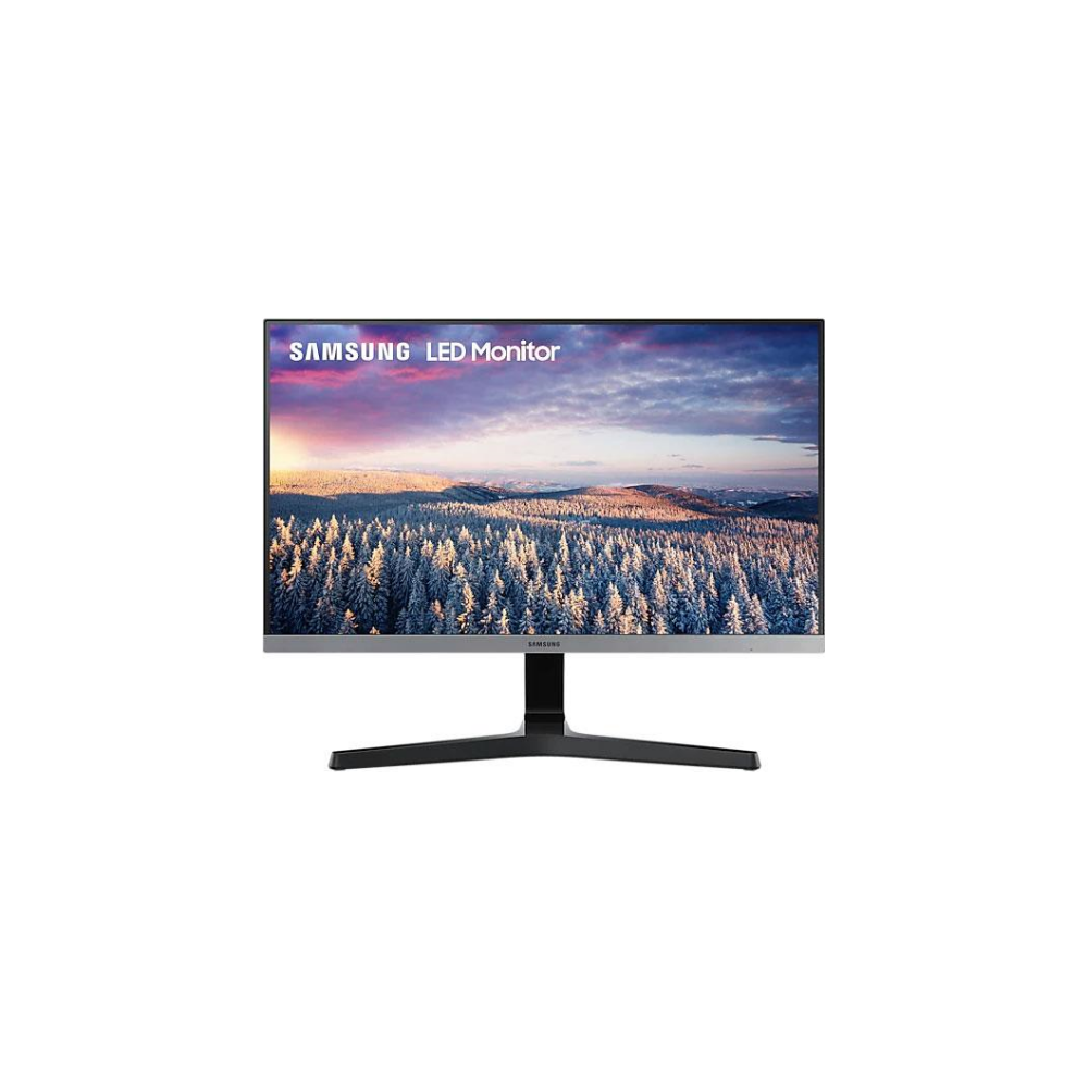 """A large main feature product image of Samsung SR350 27"""" FHD FreeSync 75Hz 5MS IPS LED Monitor"""