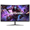 """A product image of ViewSonic VX3218-PC-MHD 32"""" Curved FHD Adaptive-Sync 165Hz 1MS VA LED Gaming Monitor"""