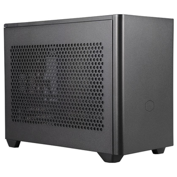 Product image of Cooler Master MasterBox NR200 Black mITX Case - Click for product page of Cooler Master MasterBox NR200 Black mITX Case