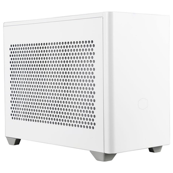 Product image of Cooler Master MasterBox NR200 White mITX Case - Click for product page of Cooler Master MasterBox NR200 White mITX Case