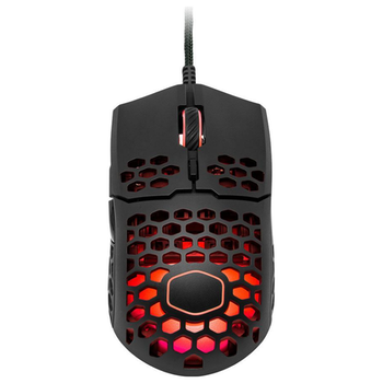 Product image of Cooler Master MasterMouse MM711 Matte Black RGB Lightweight Gaming Mouse - Click for product page of Cooler Master MasterMouse MM711 Matte Black RGB Lightweight Gaming Mouse