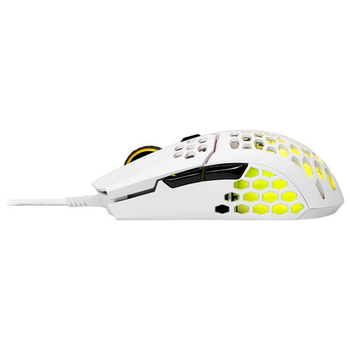 Product image of Cooler Master MasterMouse MM711 Matte White RGB Lightweight Gaming Mouse - Click for product page of Cooler Master MasterMouse MM711 Matte White RGB Lightweight Gaming Mouse