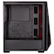 A small tile product image of Corsair Carbide SPEC-DELTA Black RGB Mid Tower Case w/Tempered Glass Side Panel