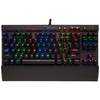 A product image of Corsair Gaming K65 RGB LUX Mechanical TKL Keyboard (MX Red Switch)