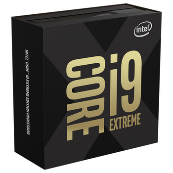 Product image of Intel Core i9 10980XE Cascade Lake 18 Core 36 Thread Up To 4.6Ghz LGA2066 - No HSF Retail Box - Click for product page of Intel Core i9 10980XE Cascade Lake 18 Core 36 Thread Up To 4.6Ghz LGA2066 - No HSF Retail Box
