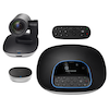 A product image of Logitech GROUP HD Professional Video Conferencing System