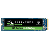 A product image of Seagate BarraCuda Q5 500GB PCIe NVMe M.2 SSD