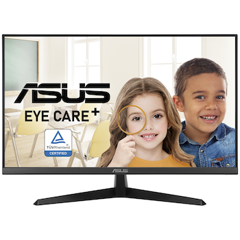 """Product image of ASUS VY279HE 27"""" Full HD 75Hz 1MS FreeSync Monitor - Click for product page of ASUS VY279HE 27"""" Full HD 75Hz 1MS FreeSync Monitor"""