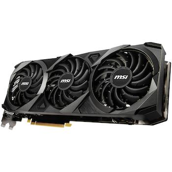 Product image of MSI GeForce RTX 3080 Ti VENTUS 3X OC 12G GDDR6X - Click for product page of MSI GeForce RTX 3080 Ti VENTUS 3X OC 12G GDDR6X