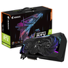 A product image of Gigabyte GeForce RTX 3080 Ti Aorus Master 12GB