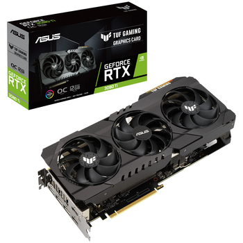 Product image of ASUS GeForce RTX 3080 Ti TUF Gaming OC 12GB GDDR6X - Click for product page of ASUS GeForce RTX 3080 Ti TUF Gaming OC 12GB GDDR6X