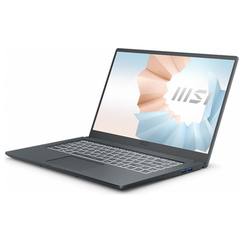 """Product image of MSI Modern 15 A11ML 15.6"""" i5 11th Gen Windows 10 Home Notebook - Click for product page of MSI Modern 15 A11ML 15.6"""" i5 11th Gen Windows 10 Home Notebook"""