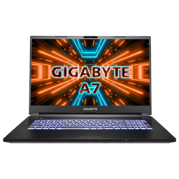 """Product image of Gigabyte A7 X1 17.3"""" Ryzen 9 RTX 3070P Windows 10 Home Gaming Notebook - Click for product page of Gigabyte A7 X1 17.3"""" Ryzen 9 RTX 3070P Windows 10 Home Gaming Notebook"""